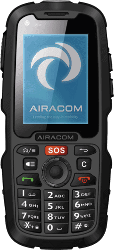 IS320.2 ATEX Mobile Phone