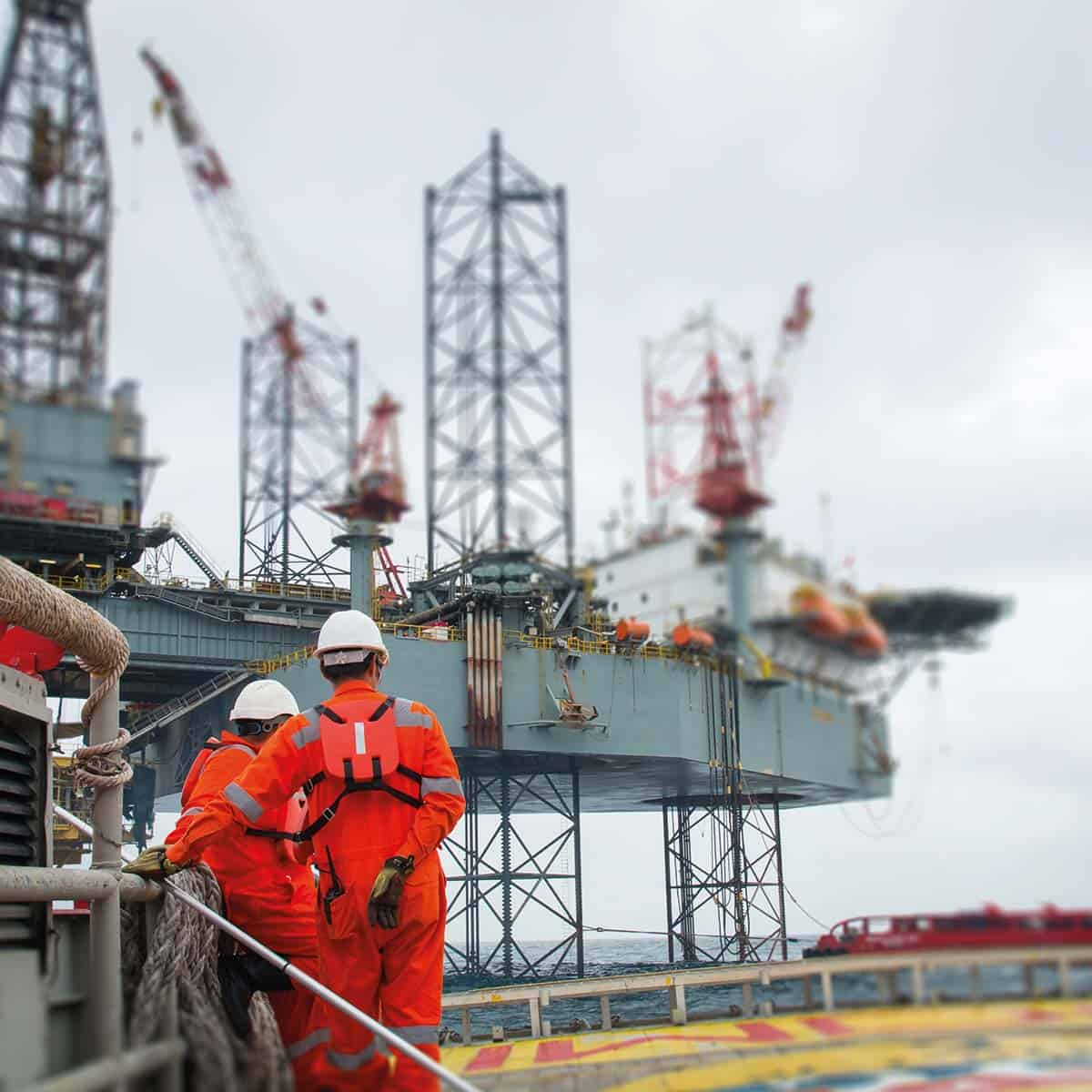 Oil and Gas Enterprise Mobility