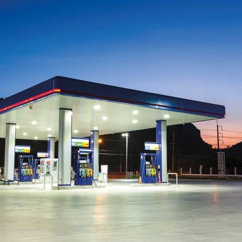 Petrol Station Intrinsically Safe Mobile Devices