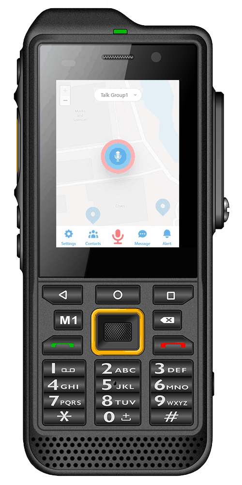 IS330.2 Intrinsically Safe Smartphone